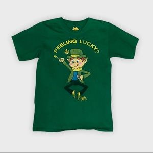 Feeling Lucky? Lucky charms/st. Patrick's shirt